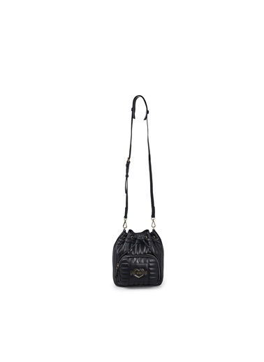 Love Moschino   Ayarlanabilir Askılı Çanta Kadın Çanta Jc4068Pp1Cla1000 Siyah
